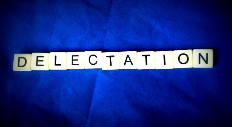delectation