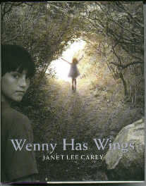 wenny has wings (front cover)