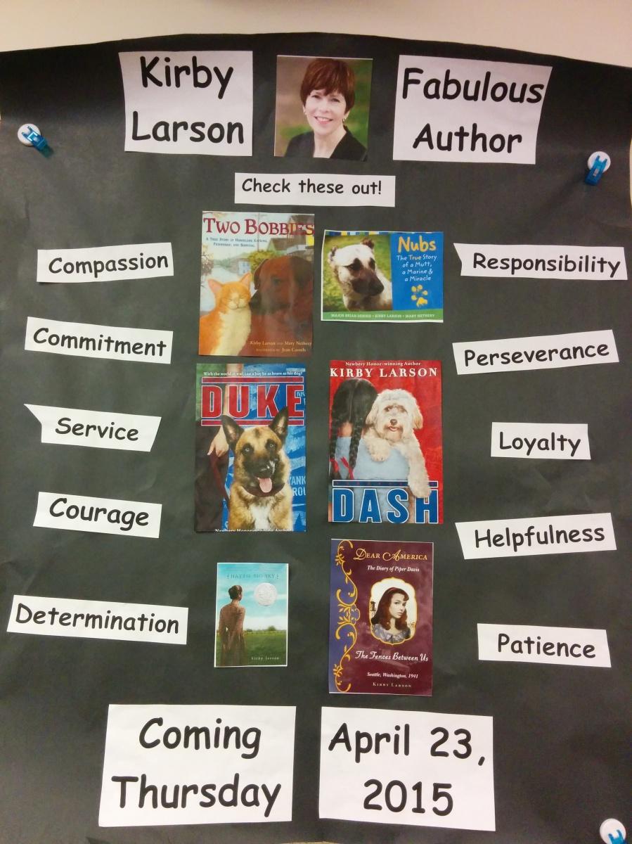 Larson_poster